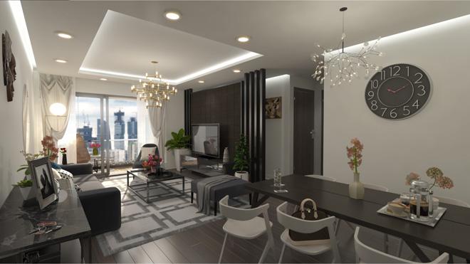 Eco Dream nổi bật với nội thất cao cấp, điều hòa Multi - 1