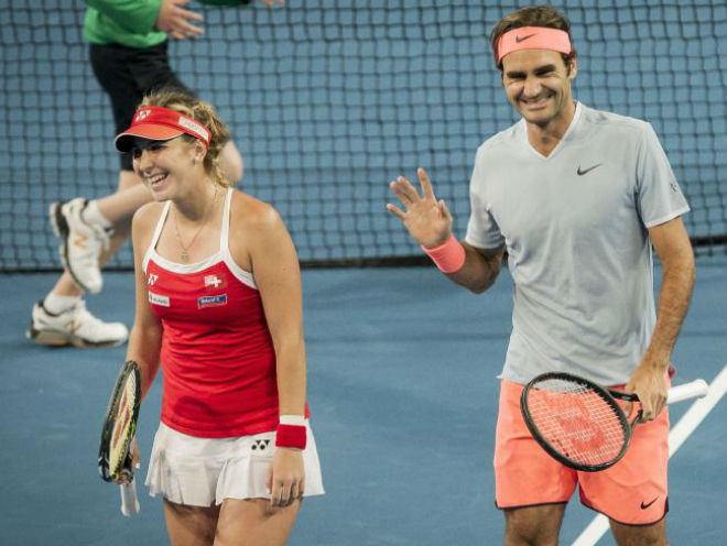 """Federer gây sốc năm 2018: Lại bỏ đất nện và lập kế """"giả chết bắt quạ"""" - 1"""
