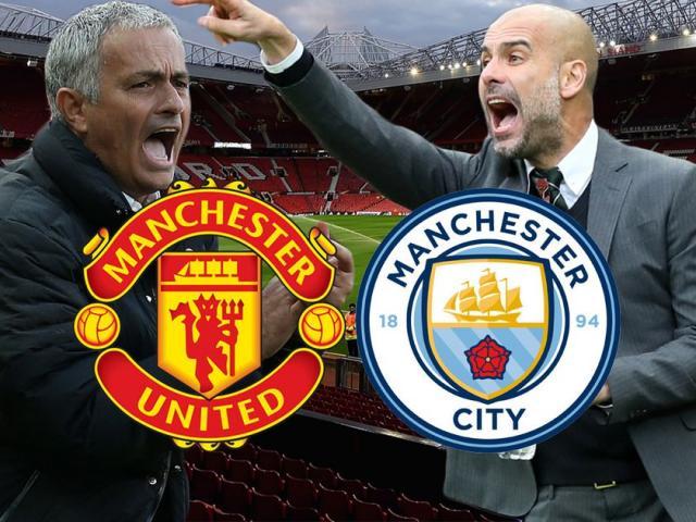"""MU đấu Man City: Chuyện """"anh em sinh đôi"""" Pep - Mourinho"""