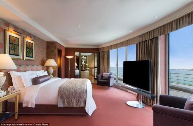 Có gì bên trong phòng khách sạn đắt nhất thế giới? - 1
