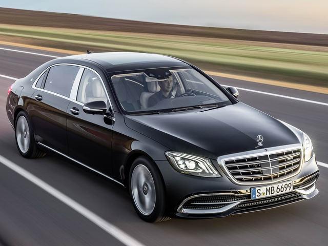 Mercedes S-Class 2018 ở Việt Nam có giá từ 4,2 tỷ đồng - 1