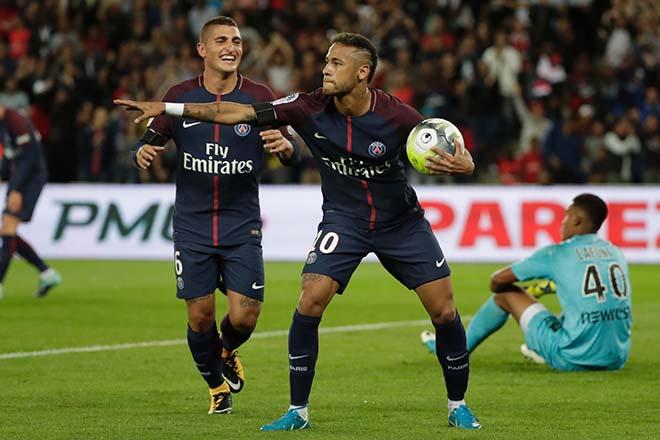 """Neymar thua Bóng vàng Ronaldo: Hậm hực PSG, bỏ về quê """"đập phá"""" - 1"""