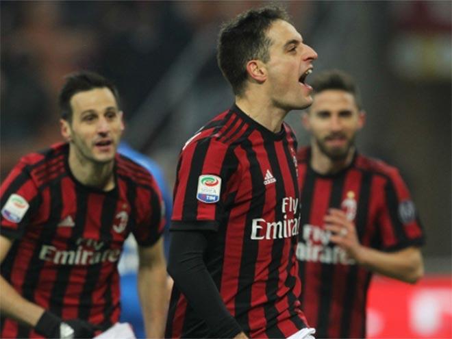 AC Milan - Bologna: Người hùng cú đúp, Gattuso nở nụ cười - 1