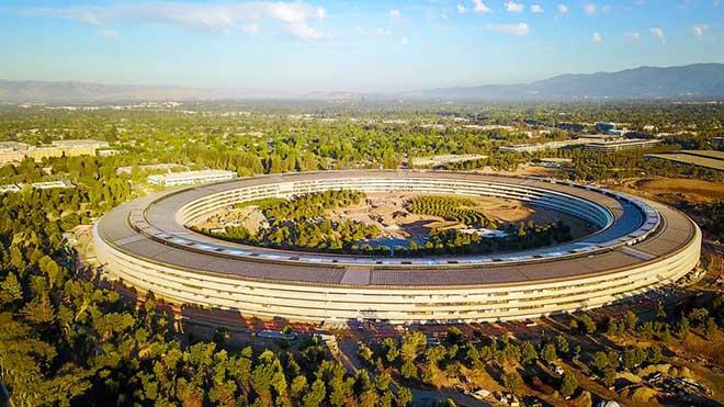"""Vì sao trụ sở """"phi thuyền"""" của Apple bị đội chi phí lên đến 5 tỉ USD? - 1"""