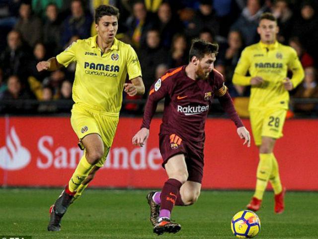 Villarreal - Barcelona: Bước ngoặt thẻ đỏ, kết cục cay đắng