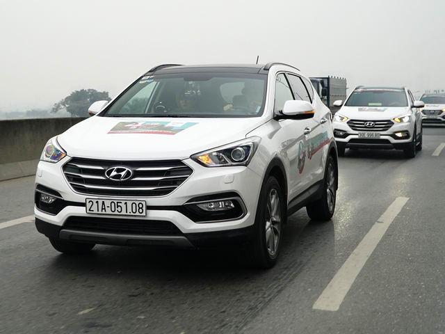 Ấn tượng về Hyundai Santa Fe sau 4 năm sử dụng - 1