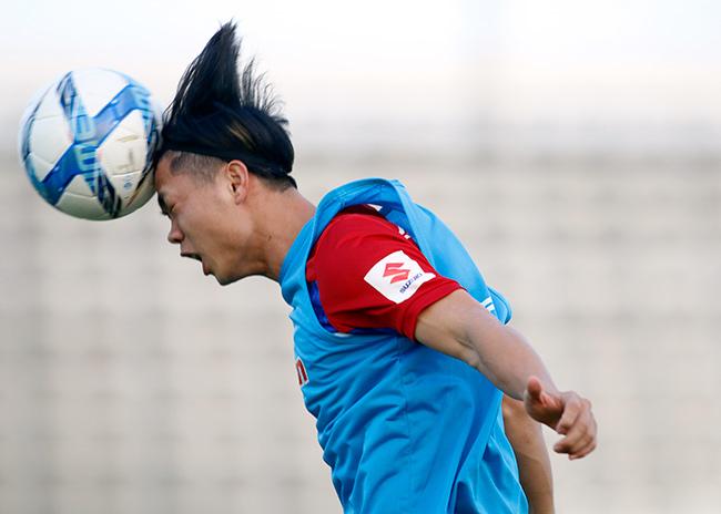U23 Việt Nam: HLV Park Hang Seo chỉnh thước ngắm Công Phượng, Quang Hải - 1