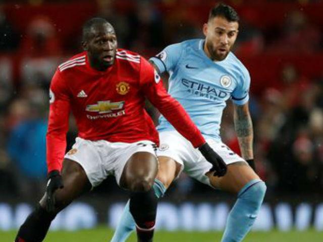 """""""Tội đồ"""" Lukaku phá hoại, MU thua đau derby Manchester"""