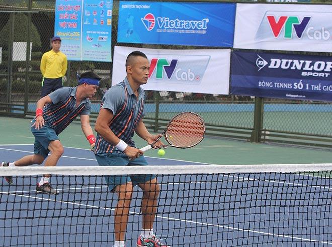 Các cây vợt xuất sắc so tài tuyển chọn đội hình dự Davis Cup 2018 - 1
