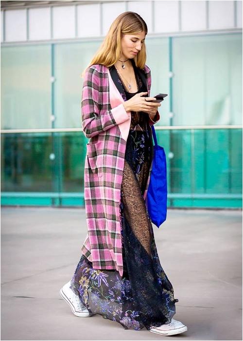 Đã tìm ra cô nàng mặc đẹp nhất thế giới năm 2017! - 11