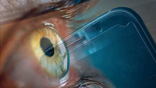 Không ăn theo Face ID, Galaxy S9 vẫn sẽ có máy quét mống mắt xịn hơn - 1