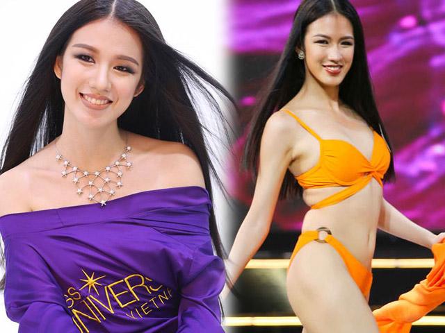 Biên tập viên VTV đẹp, giỏi là ứng viên nặng ký cho ngôi Hoa hậu Hoàn vũ