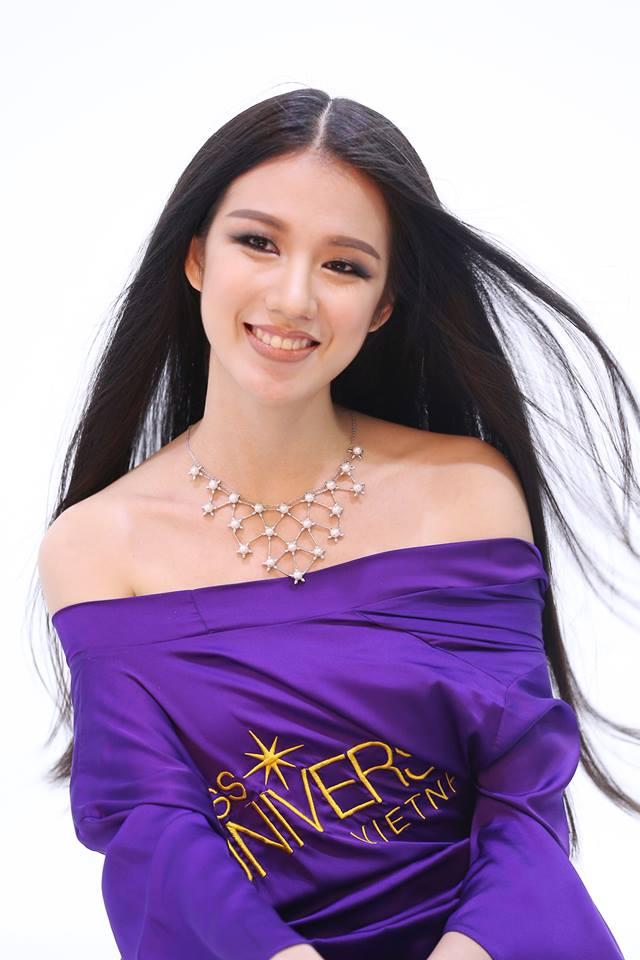 Biên tập viên VTV đẹp, giỏi là ứng viên nặng ký cho ngôi Hoa hậu Hoàn vũ - 1