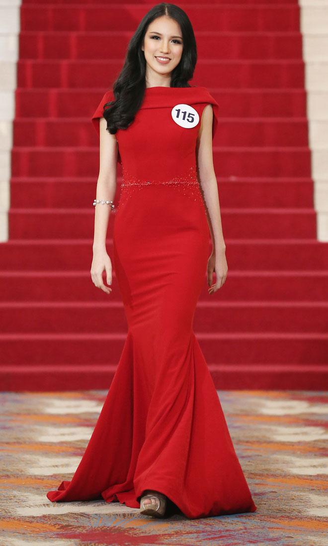 Biên tập viên VTV đẹp, giỏi là ứng viên nặng ký cho ngôi Hoa hậu Hoàn vũ - 5