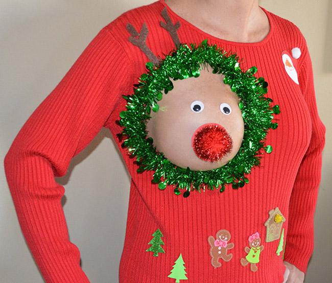 Đảm bảo sắm áo này, các chị sẽ nổi nhất trong mùa Noel năm nay