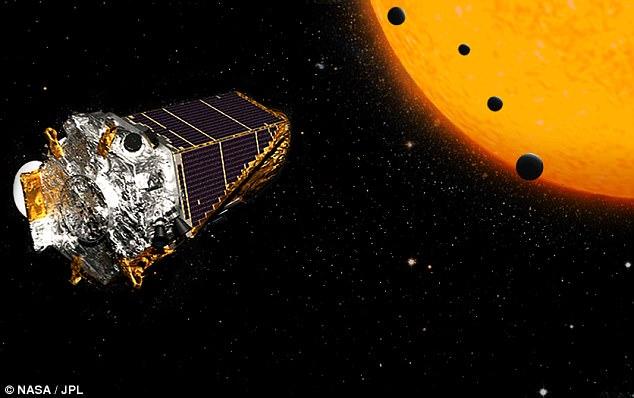 """NASA sắp công bố """"phát hiện lớn"""" về người ngoài hành tinh - 1"""