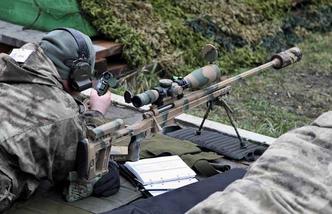 Súng bắn tỉa cực mạnh Nga có thể xóa sổ cả đơn vị lính Mỹ - 1