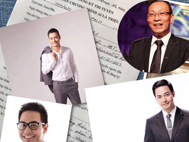 Phan Anh muốn thay Lại Văn Sâm làm MC Ai là triệu phú