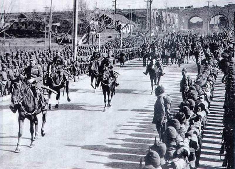 Cuộc thảm sát kinh hoàng của quân Nhật Bản ở Trung Quốc - 2