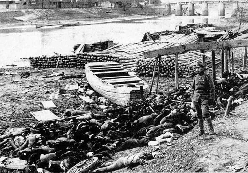 Cuộc thảm sát kinh hoàng của quân Nhật Bản ở Trung Quốc - 4