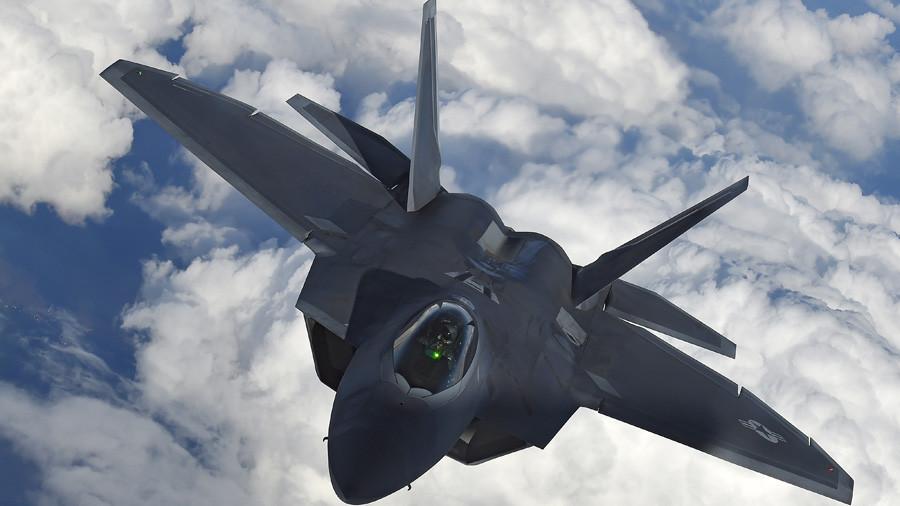F-22 Mỹ nổ súng khi đụng độ chiến đấu cơ Nga ở Syria? - 1