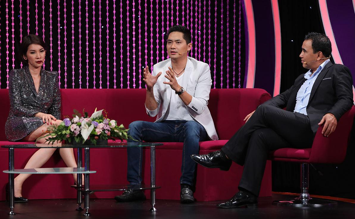 Minh Luân tiết lộ vẫn còn yêu và muốn quay lại với Ninh Dương Lan Ngọc - 1