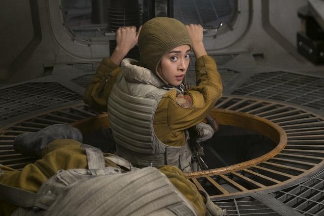 Cái chết đầy ý nghĩa của Ngô Thanh Vân trong bom tấn Star Wars - 1