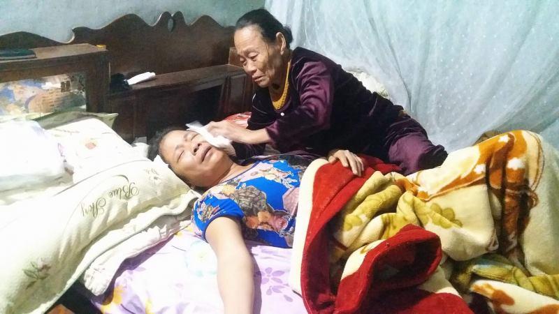 Tang thương xóm nghèo có con tử nạn ở Đài Loan - 1