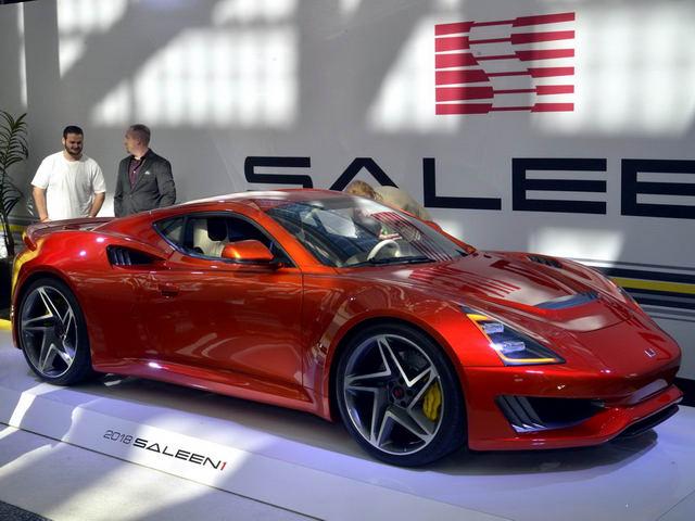 Siêu xe hoàn toàn mới Saleen S1 giá 2,3 tỷ đồng - 1