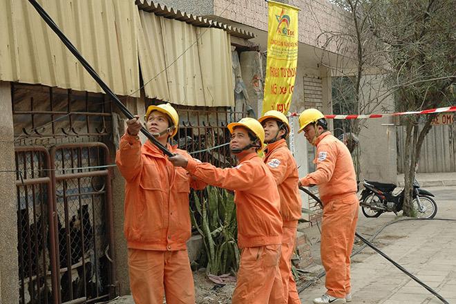 Hà Nội: Hiện đại hóa lưới điện nông thôn - 1