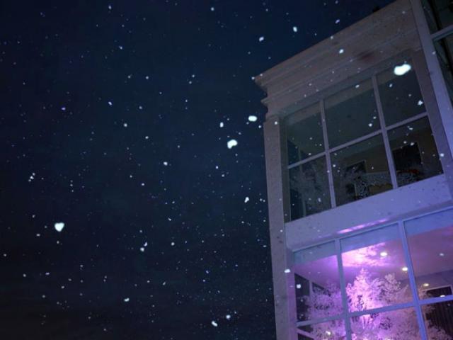 Thực hư thông tin tuyết rơi trắng trời Đà Lạt