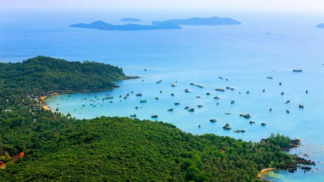 Đẹp ngỡ ngàng với thiên nhiên Nam Phú Quốc - 10