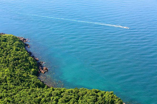 Đẹp ngỡ ngàng với thiên nhiên Nam Phú Quốc - 2