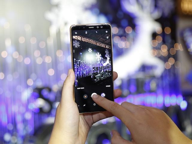 Samsung công bố giá của bộ đôi Galaxy A8 và A8+ tại Việt Nam