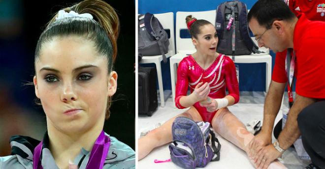 """Nữ VĐV thể dục bị """"hại đời"""": Quyền lực ngầm đe dọa, tìm đường tự tử - 1"""
