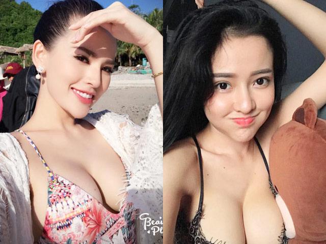 Ngân 98 dẫn đầu top mỹ nữ Việt mặc táo bạo nhất năm 2017