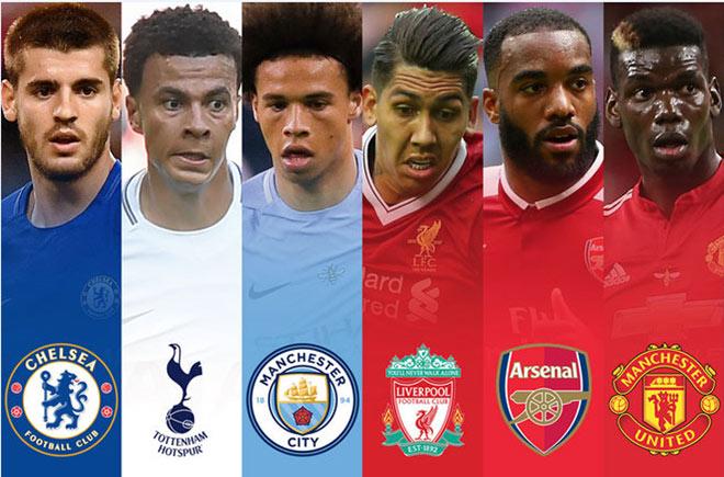 Lịch Thi đấu Mu Man City Arsenal Chelsea Liverpool Năm Mới 2018