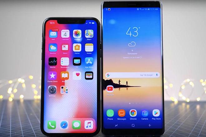iPhone X 2018 sẽ có lợi thế vượt trội so với điện thoại Android - 1
