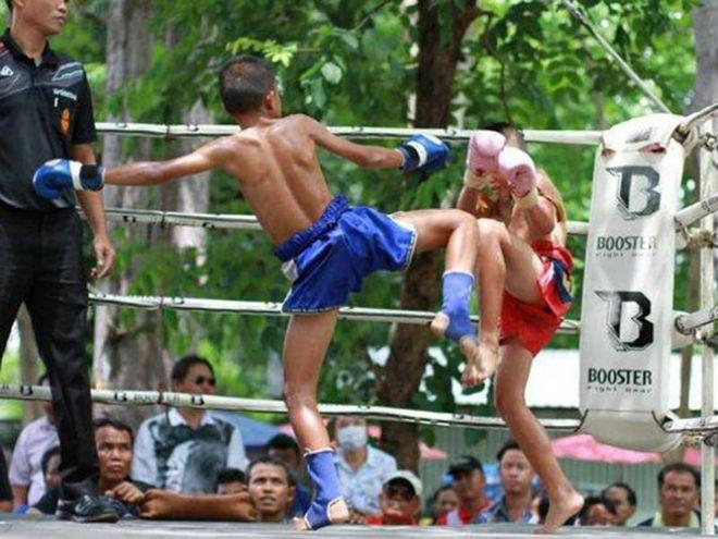 Đông Nam Á đang 'sốt' với mưa tiền từ sàn đấu bạo lực - 1
