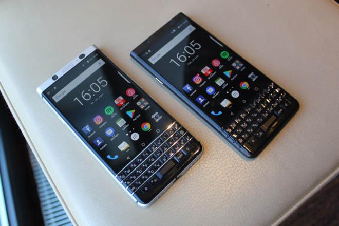 BlackBerry Mobile đang tặng miễn phí KEYone Black Edition - 1