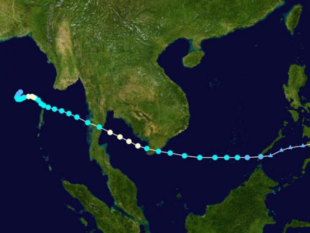 Giật mình điểm giống nhau kỳ lạ giữa bão số 16 và thảm hoạ bão Linda 1997