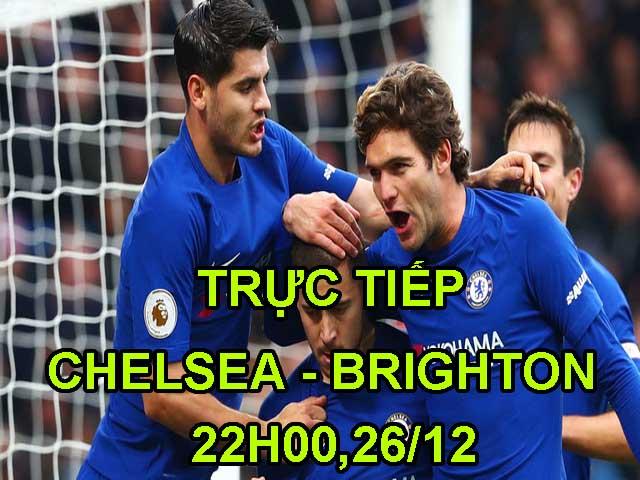 TRỰC TIẾP bóng đá Chelsea - Brighton: Conte bất bình vì kế hoạch mua sắm