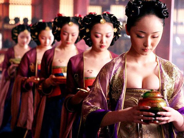 Điều ít biết về áo lót của phụ nữ Trung Quốc thời phong kiến