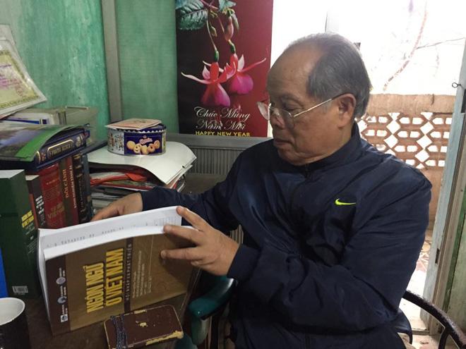 """PGS Bùi Hiền lí giải vì sao thay đổi """"tiếq Việt"""" thành """"tiếw Việt"""" - 1"""