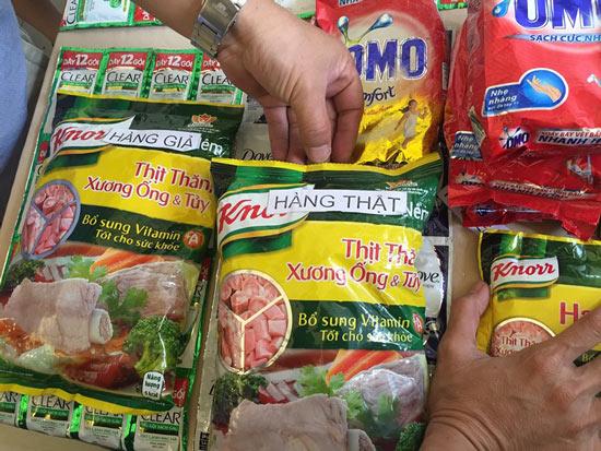 Loạn thực phẩm chức năng, hạt nêm nhập lậu - 1