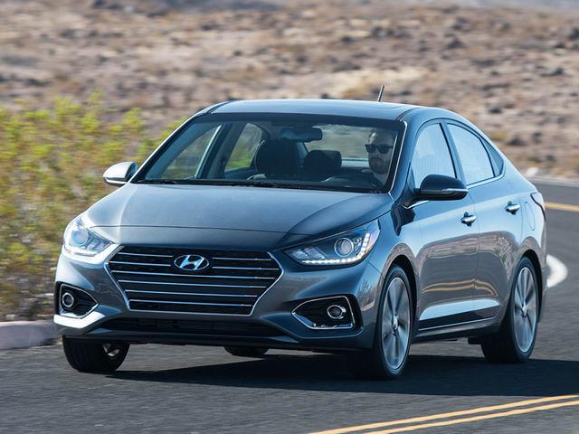 Trải nghiệm Hyundai Accent 2018 giá từ 340 triệu đồng - 1