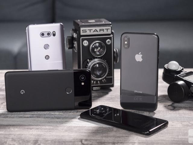 """Đây là những smartphone có camera """"đỉnh"""" nhất năm 2018"""
