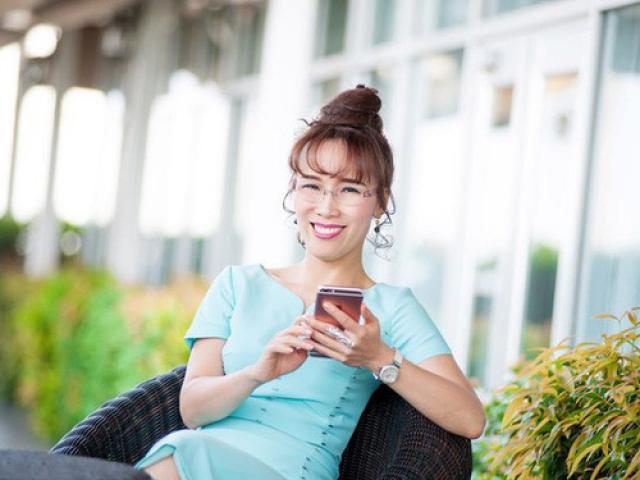 """""""Đánh úp"""" phút 90, nữ CEO Việt lọt top quyền lực thế giới """"bay"""" hơn 400 tỷ"""