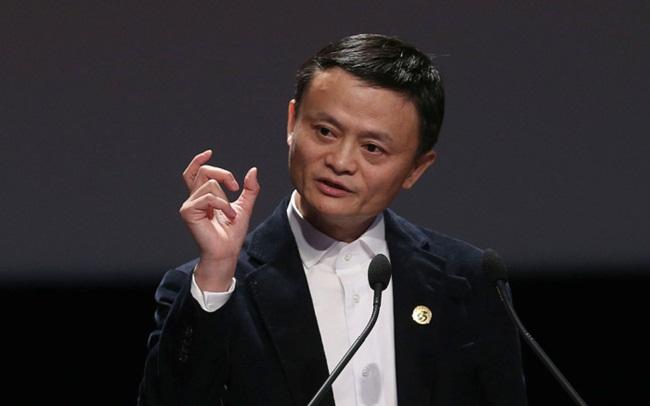 """Lời khuyên """"sốc"""" của Jack Ma về việc làm giàu - 1"""