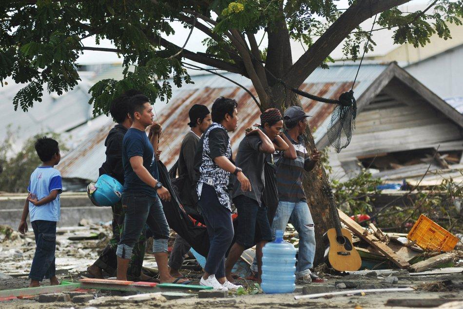5 thảm họa sóng thần gây thương vong lớn nhất lịch sử - 1